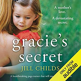 Gracie's Secret audiobook cover art
