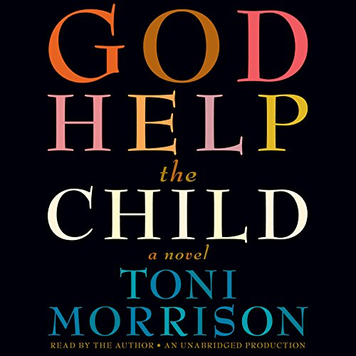 God Help the Child audiobook cover art