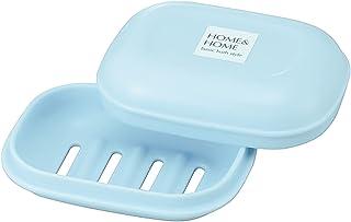 リス石鹸置き石鹸箱H&Hブルー『防カビ加工』日本製