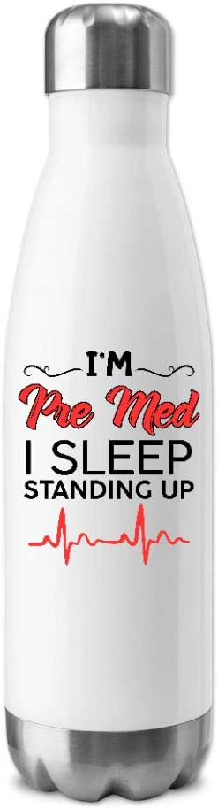 Iâ€m Pre All items in the store Special Campaign Med I Sleep Standing Insulated Up Water 20oz Bottle