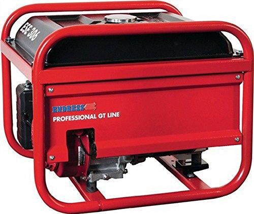 Stromerzeuger ESE 306 HS-GT synchron/2,9kVA/2,6kW/2x230/Benzin/Honda GX200 Endre
