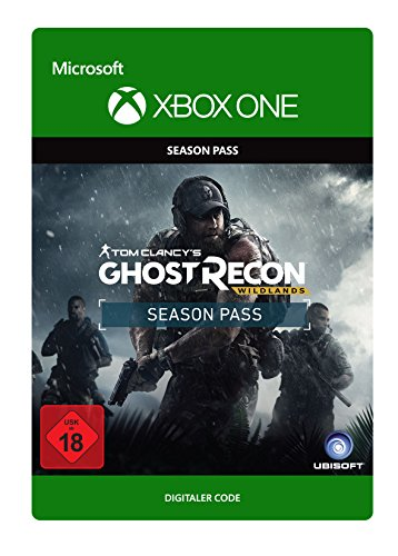 Tom Clancy's Ghost Recon Wildlands Season Pass [Xbox One - Download Code]