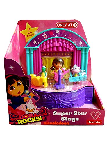 Fisher-Price Dora The Explorer: Dora Rocks Super Star Stage