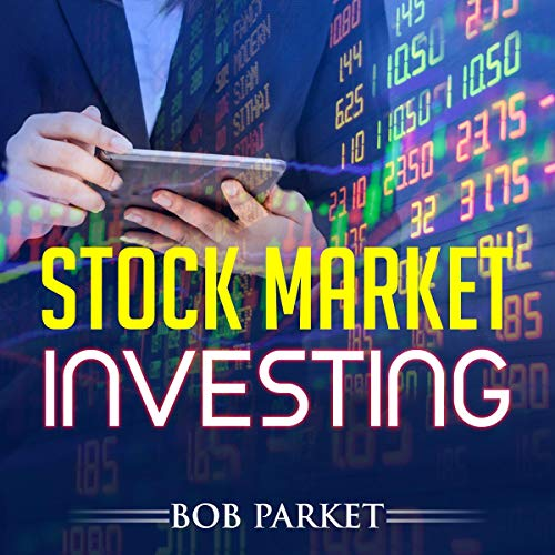 Stock Market Investing audiobook cover art