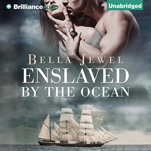 Enslaved by the Ocean audiobook cover art