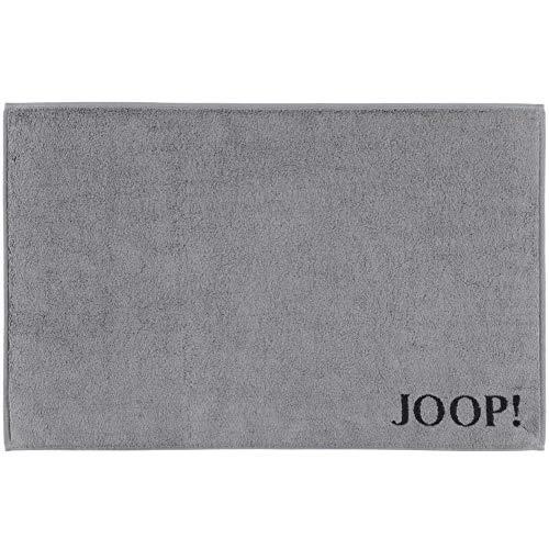 Joop! Badematte Classic Doubleface 1600 Anthrazit/Schwarz - 91 50x80 cm 50x80 cm