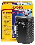 Sera Bioactive IF 400 + UV un Filtro Interior versátil con Sistema UV-C de 5 W para acuarios de hasta 400 l de Algas, gérmenes y parásitos de Forma física.