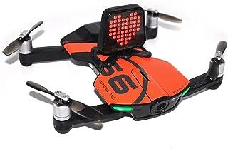 TwoCC Drone Aircraft Toy, Tablero de exhibición de reemplazo de drones para Wingsland S6 Rc Pocket Quadcopter