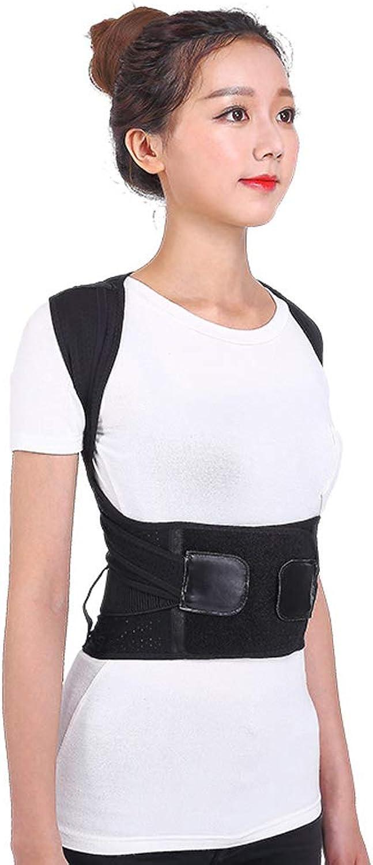 XXHDYR Krperhaltung Korrektur Kinder Rücken Modifikation Strap Neopren Haltung Unterstützung - Rücken Rückenstütze und Nackenschmerzen zurück Hosentrger (Größe   L)