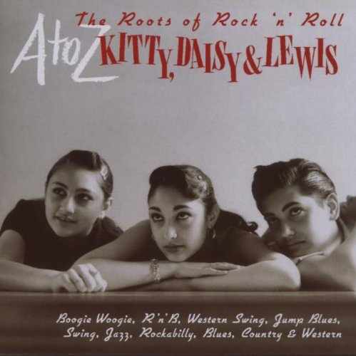 A-Z  Of Kitty, Daisy & Lewis