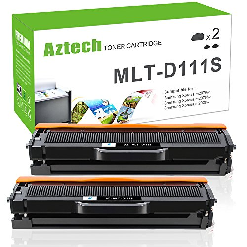 Aztech Compatible Toner Cartridge Replacement for Dell 1250 (Black, 1-Pack)