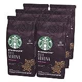 Starbucks Caffè Verona Café Molido De Tostado Intenso 6 Bolsa de 200g