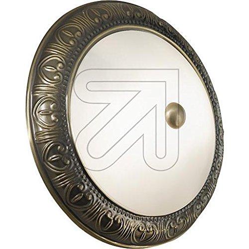 Unbekannt Halopin-Deckenleuchte altmessing (Bronze DL 7-583/28 Bronze