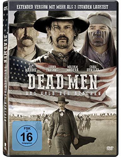 Dead Men - Das Gold der Apachen [DVD]