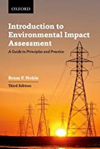 Introduction to Environmental Impact Assessment: A Guide to Principles and Practice