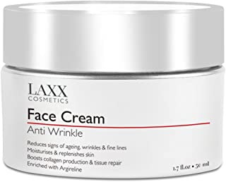 Powerful Age-Defying Face Cream with Matrixyl 3000 - Reduces