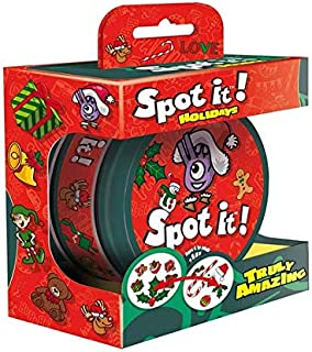 ASMODEE Spot It: Holiday