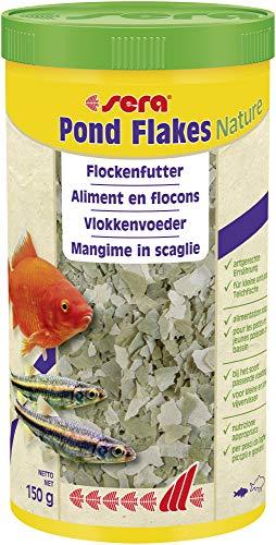 Sera Pond Flakes 1 L, 1er Pack (1 x 1 l)