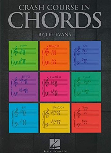 Lee Evans: Crash Course en Chords. Para Piano