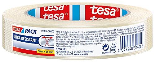 tesa® Ultra Resistant Filamentband, 50m x 25mm