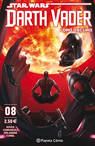 Star Wars Darth Vader Lord Oscuro nº 08/25: 1 (Star Wars: Cómics Grapa Marvel)