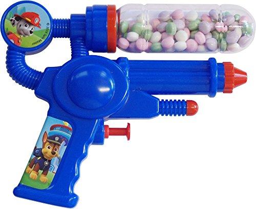 PAW PATROL Sweet Soaker Waterpistool met snoep (twee bijgeleverd)