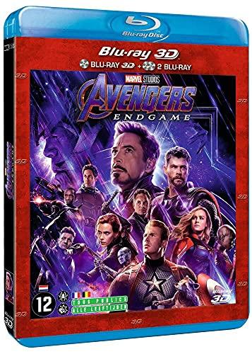 Avengers : Endgame 3D 2D + Blu-Ray Bonus