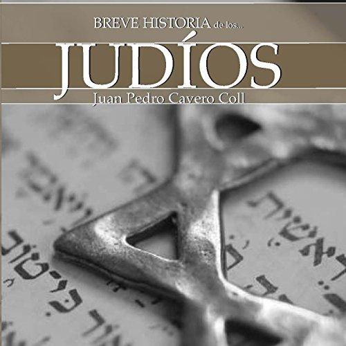 Breve historia de los judíos audiobook cover art