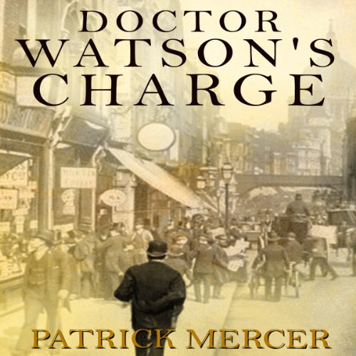 Dr. Watson's Charge audiobook cover art