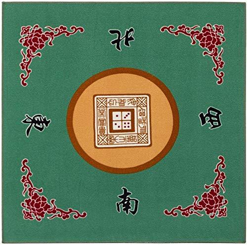 Tapis De Mahjong Antidérapant, Housse De Table Pour Poker,...