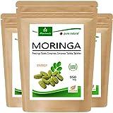 Moringa Energia Tabs 950mg o Moringa cápsulas 600mg - Oleif