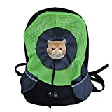 Transportin Gato Transportin Perro Mochila para Perros Cat Mochila Pet Hombro Pecho Bolsa Dog out Bag M