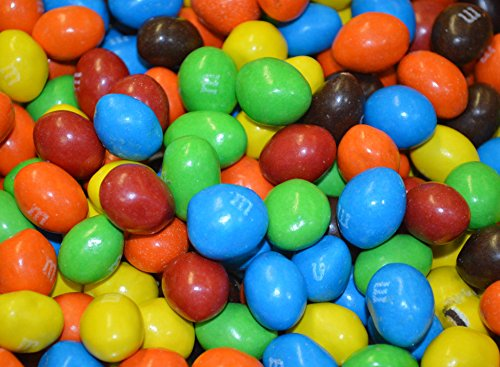 M&M's Peanut Bulk Candy - 5 lb