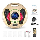 Medical Foot Massager Machine - Feet Legs Circulation Devices Using EMS and TENS...