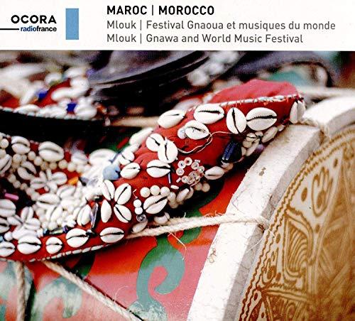 Maroc - Mlouk Festival Gnaoua et Musiques du Monde
