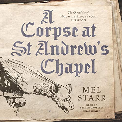 A Corpse at St Andrew's Chapel cover art