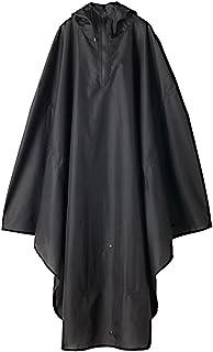 ワールドパーティー(Wpc.)  レインポンチョ レインコート チャリーポンポン  ブラック 黒  free  自転車用 レディース メンズ ユニセックス CPP-004