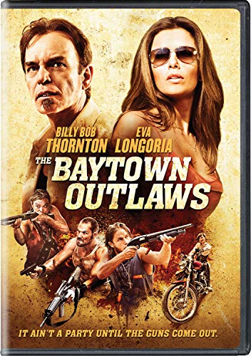 BAYTOWN OUTLAWS THE DVD