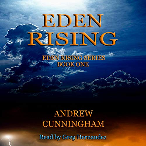 Eden Rising  By  cover art