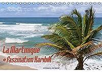 La Martinique - Faszination Karibik (Tischkalender 2022 DIN A5 quer): Impressionen eines exotischen Stueck Frankreichs (Monatskalender, 14 Seiten )