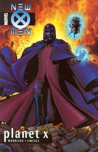 Download New X-Men: Planet X Vol. 6 (v. 6) by Grant Morrison (2004-04-03) B01F82K7HK