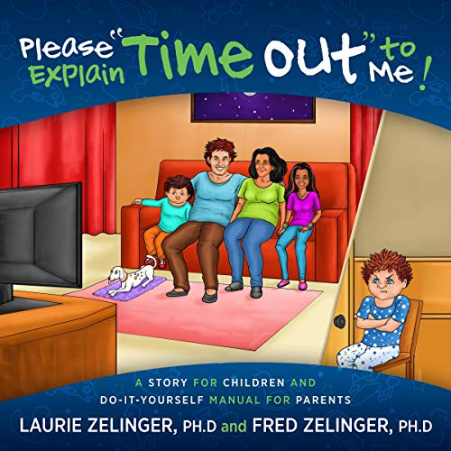Please Explain Time Out to Me audiobook cover art