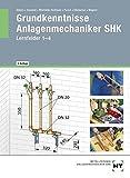 Grundkenntnisse Anlagenmechaniker SHK: Lernfelder 1 bis 4 - Joachim Albers