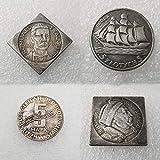1863,1933,1943,Polonia,Antigüedades,Monedas Conmemorativas,Plateado,Colección,Mejor Regalo,Moneda de Desafío,2 Piezas Moneda de Decisión/E/Paridad