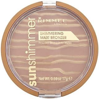 Rimmel Sunshimmer glinsterende maxi bronzer zon kus door Rimmel