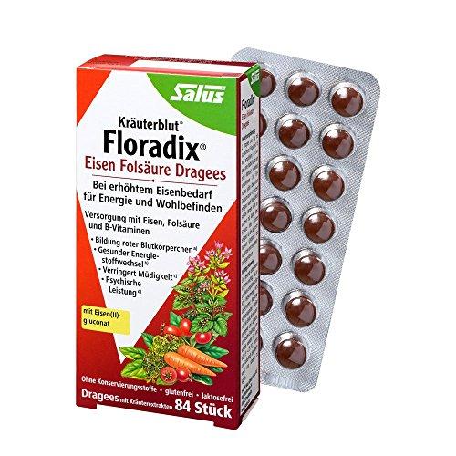 Floradix -   Eisen-Tabletten pro