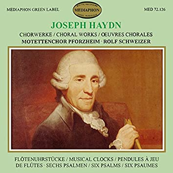 Franz Joseph Haydn: Choral Works