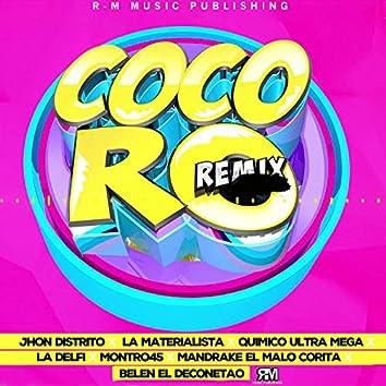 Cocoro (feat. Montro45, Mandrake El Malocorita, Belen el Deconetao & La Delfi) (Remix)