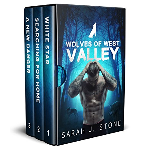 Wolves of West Valley Box Set                   By:                                                                                                                                 Sarah J. Stone                               Narrated by:                                                                                                                                 Mace Earl Finn                      Length: 11 hrs and 4 mins     12 ratings     Overall 4.4