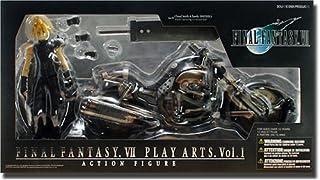 コトブキヤ PLAY ARTS FINAL FANTASY VII クラウド & ハーディ・デイトナ